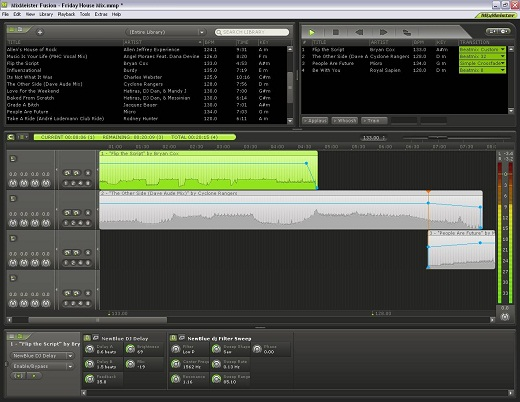 MixMeister Fusion v7.4.3