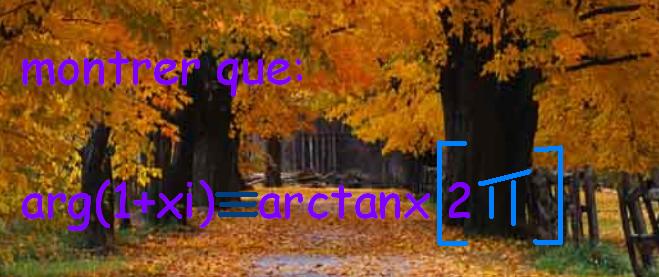 montrer que arg Galois-a4d59a