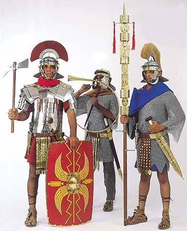 pour l ' honneur  des légions romaines  Index du Forum