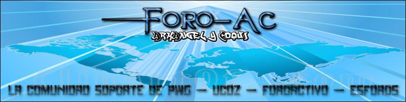Foro-AC: La Comunidad de Web Hostings