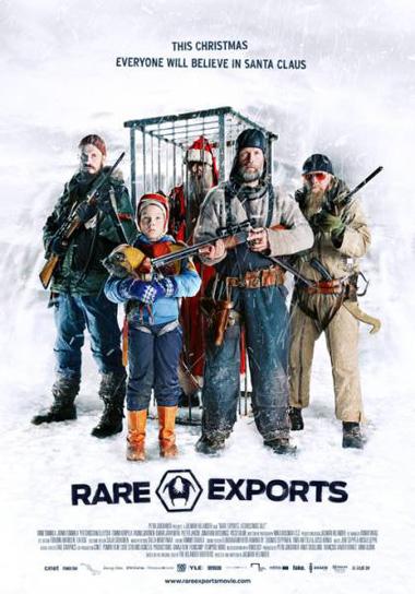 Poster de Rare exports: A Christmas tale
