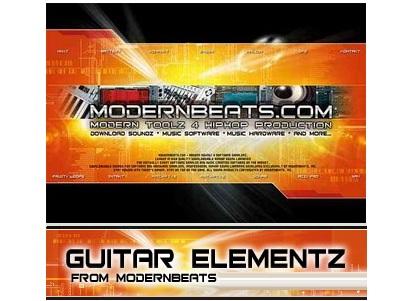 ModernBeats Guitar Elementz Bundle MULTiFORMAT SCD-SPiRiT