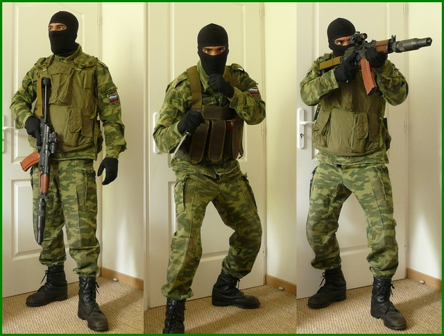 Airsoft russe