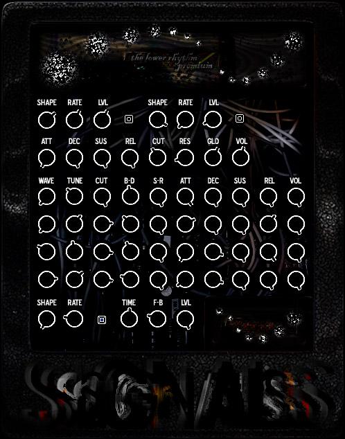 The Lower Rhythm Signals VSTi 1.0, vsti the lower rhythm vsti, VSTi, The Lower Rhythm