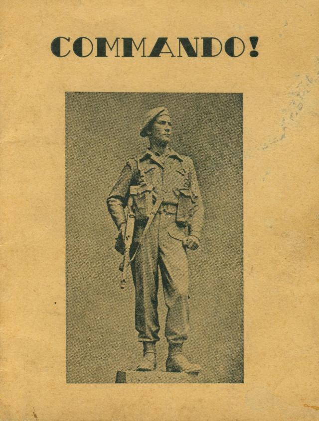 Commando, acceuil au Régiment Albert005-11edc6e
