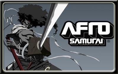 Afro Samurai 5/5 [MF] Afros-187bfbf