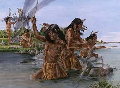 La chasse la pêche pampoukha