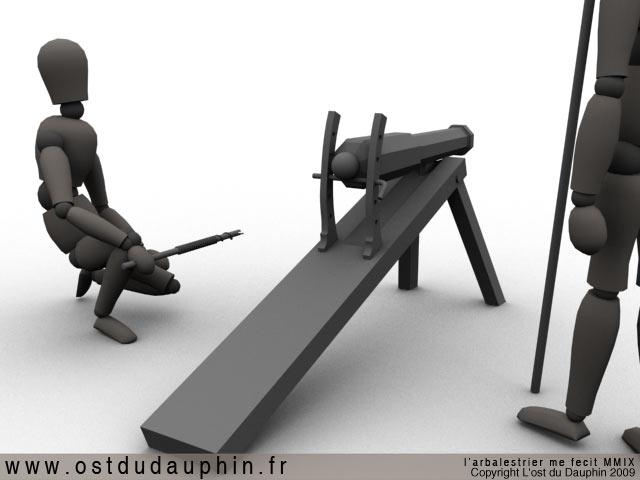 Maquette 3D d'un canon bourguignon XVe Can02-a82252