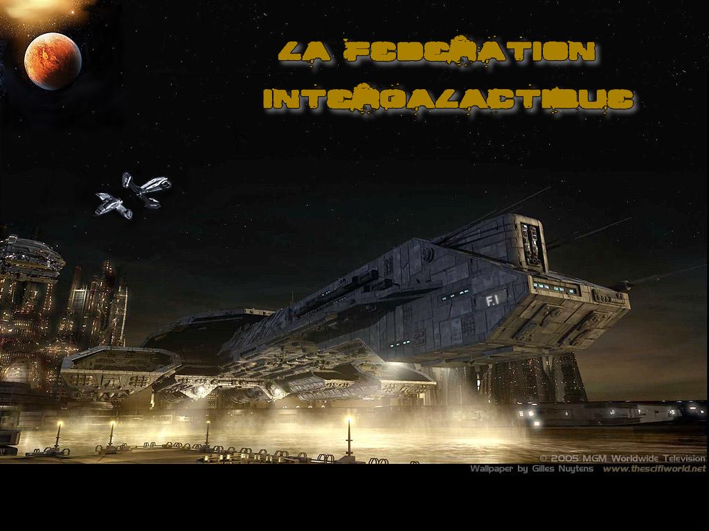 La fédération intergalactique Index du Forum