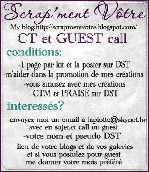 appel ct et guest call scrapment votre.... Ct-call-fran-ais-1c0dc42