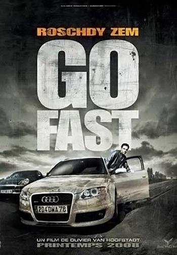 Poster de Go Fast