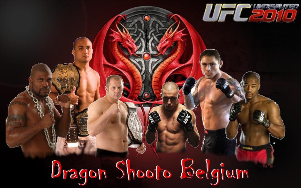 Dragon Shooto Belgium Index du Forum