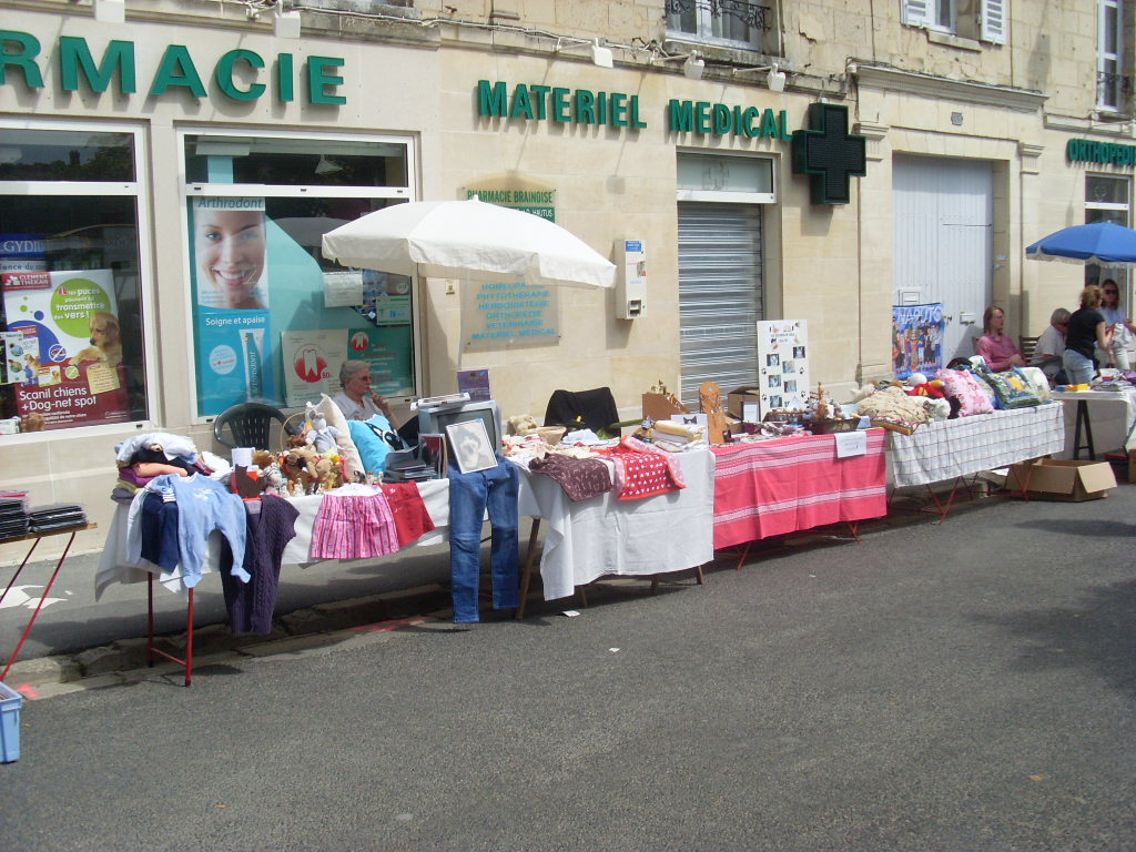 Brocante for Brocante dans 60