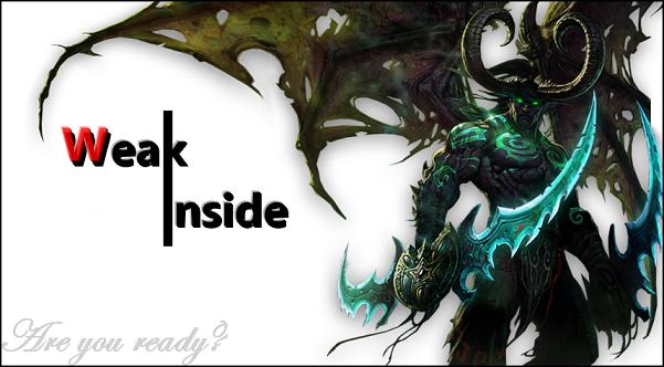 Weak Inside Index du Forum