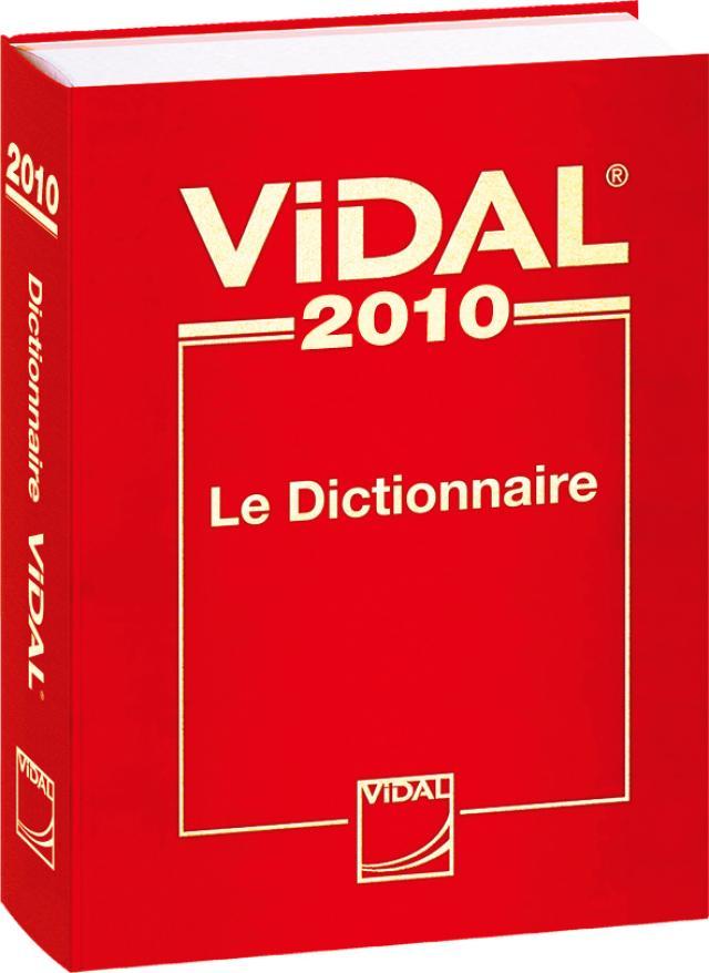 من أغنى مراجع الطب:vidal2010 رفع خاص