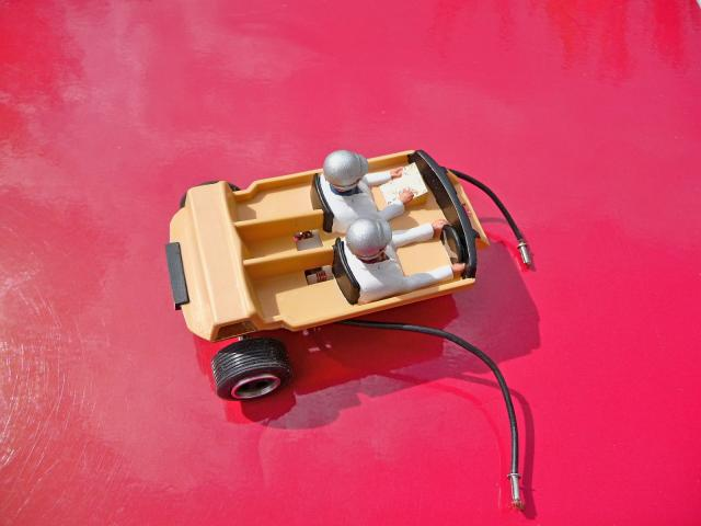 Mini Cooper  Scalextric (Power and Glory) P1020948-1--1c949ef