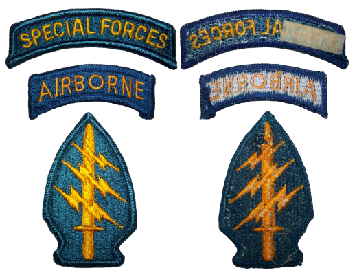 Green  berets Special-force---b...gold---r-1c17398